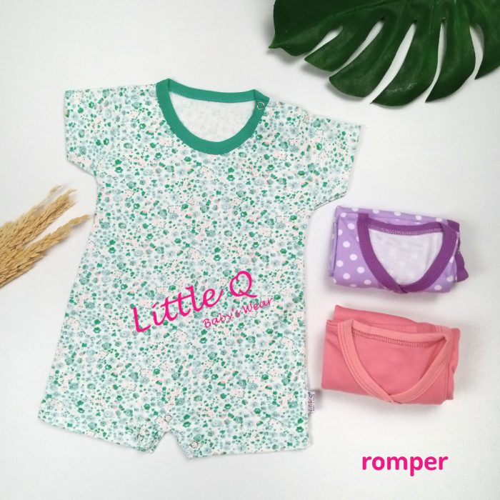Romper Little Q 1