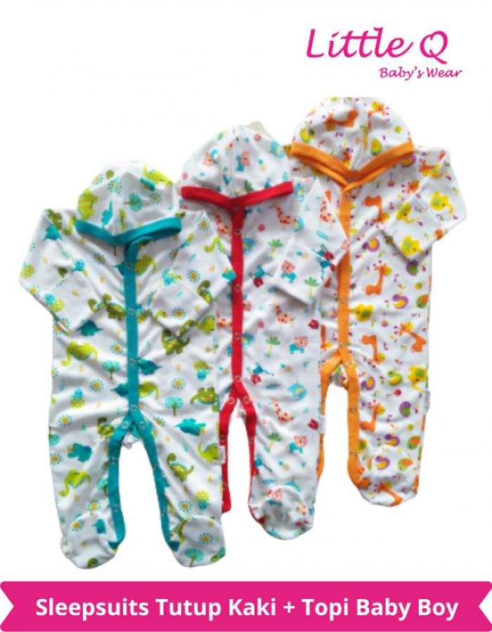Sleep suit Little q 1